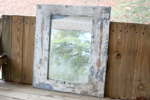 Reduce, Reuse, Redecorate: Upcycle an Old Mirror into a Magnetic Board