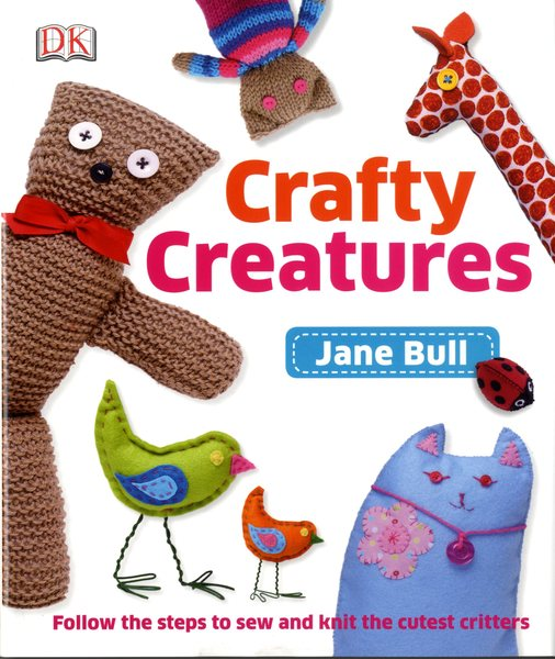 Crafty Creatures book cover
