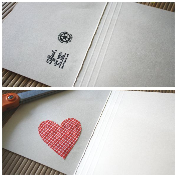 Valentines Day Card Inside