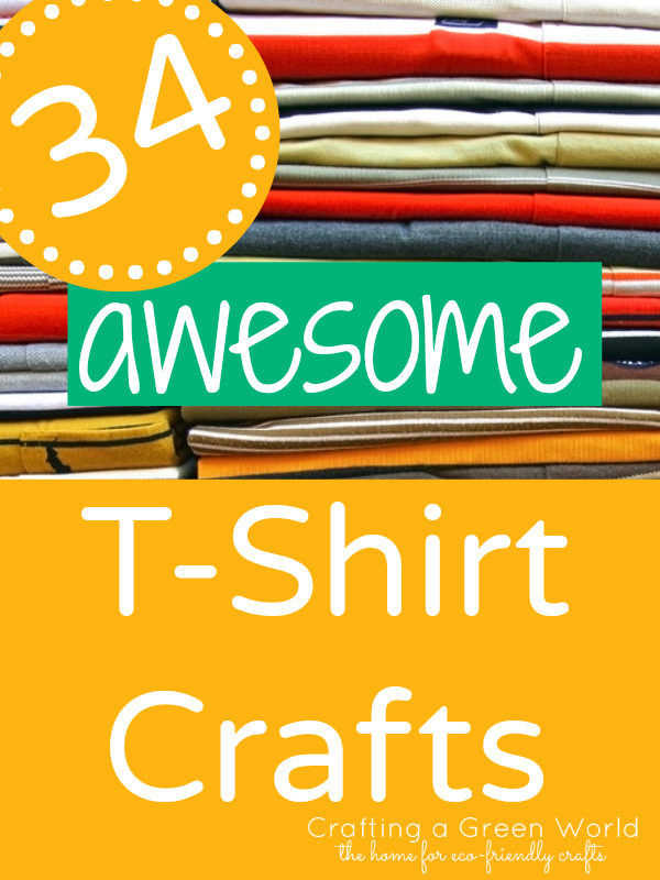 T-Shirt Crafts