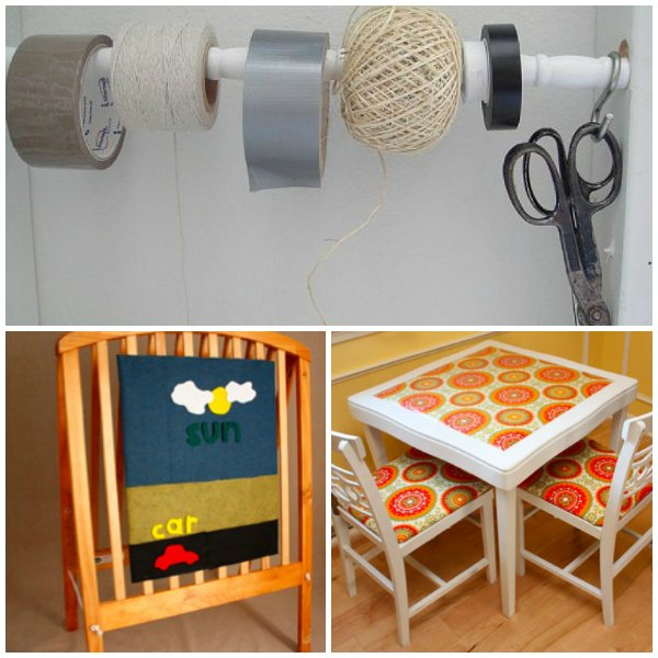 DIY Decor: Rooms Repurposed