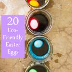 Eco-Friendly Egg Dyeing