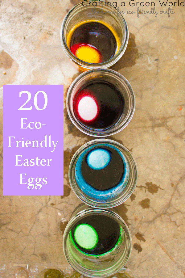 Coloring Easter Eggs: 20 Natural Alternatives to Easter Egg Dye