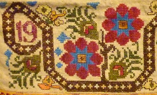 Historical Craftivism: Louisa Pesel's Embroidery Helps POWs