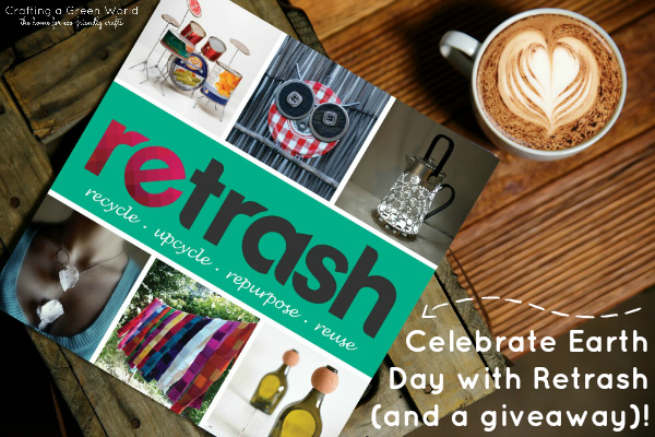 Celebrate Earth Day with Retrash (and a giveaway)!