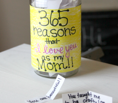 DIY Mother's Day Gift Ideas: Best of 2015