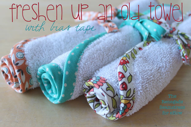 What To Do With Old Bath Towels Try This
