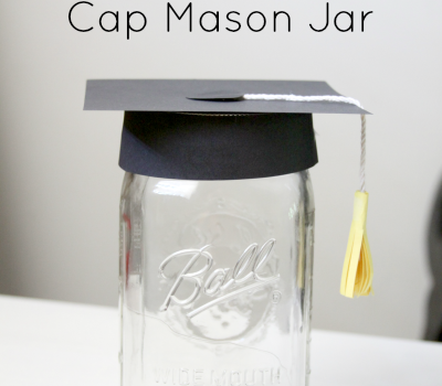 Diy Crafts Make A Graduation Cap Mason Jar Crafting A