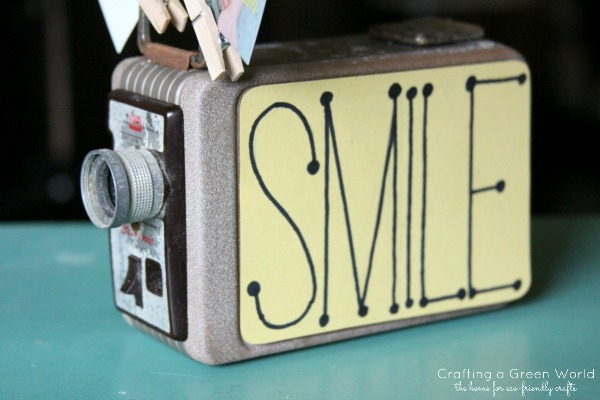 Turn Your Vintage Camera into a Piece of Art!