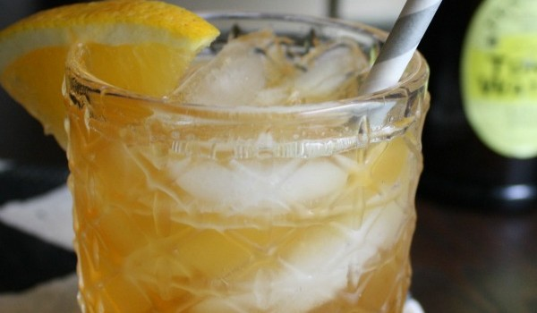 Sweet tea vodka makes a great gift for cocktail-lovers! Or make a batch for yourself.