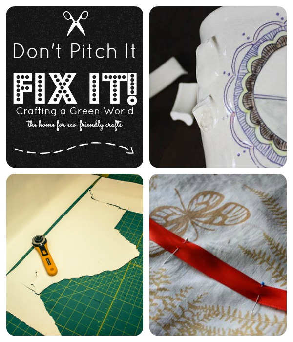 Fix It! 20 Ways to Mend and Repair Things That Are Broken