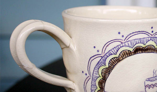 How To Fix A Broken Coffee Cup Handle Dishwasher Safe