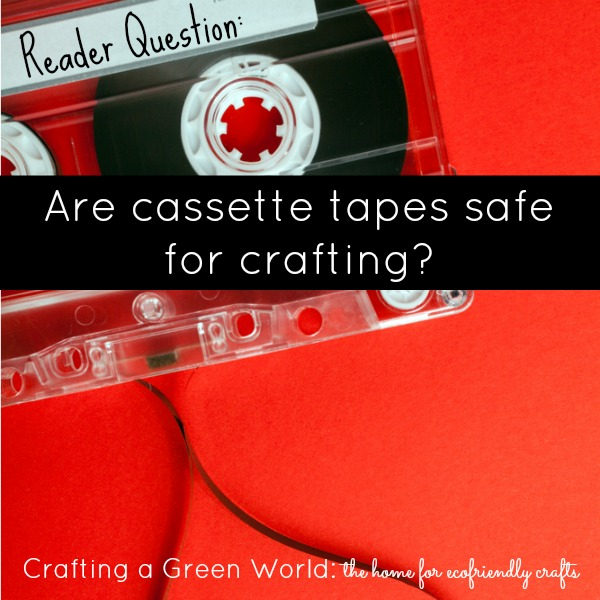Is Cassette Tape Knitting Safe