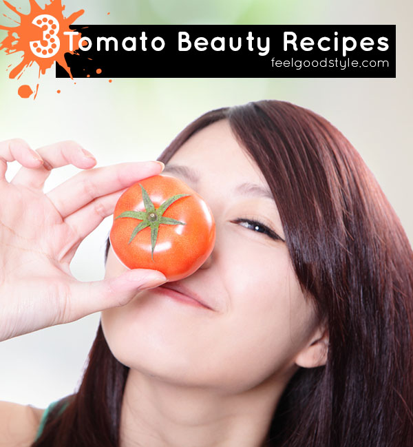 DIY Beauty Recipes from Kitchen Ingredients
