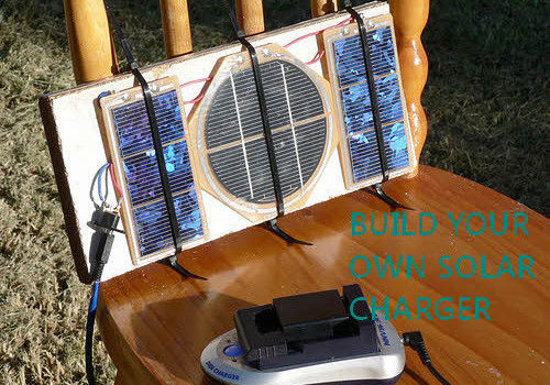 DIY Solar Chargers for All Skill Levels