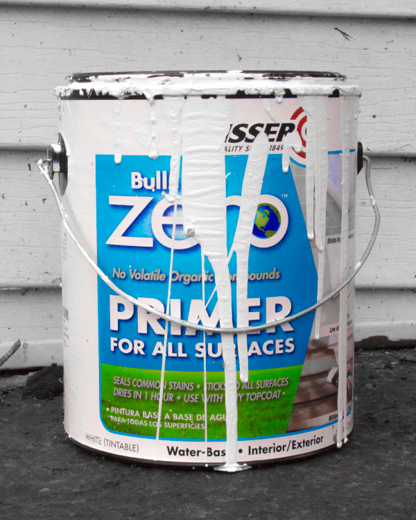Zinsser Bulls Eye Zero Primer