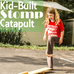 Kid-Built Stomp Catapult