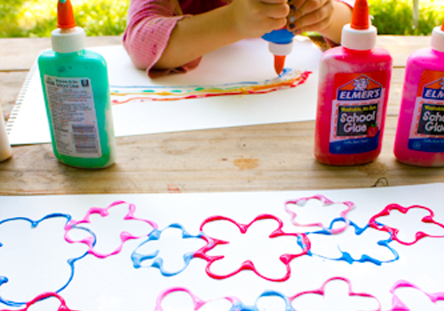 20 DIY Kids' Art Supplies