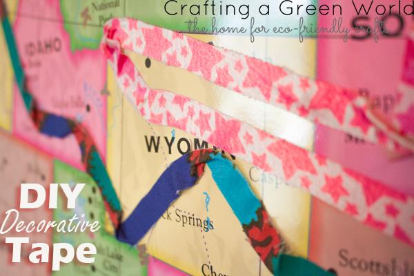How to Make DIY Decorative Tape