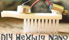DIY Hexbug Nano