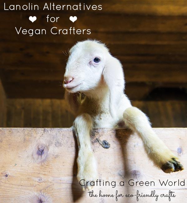 Vegan Lanolin Substitutes