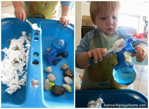 5 Sensory Activities for Busy Toddlers