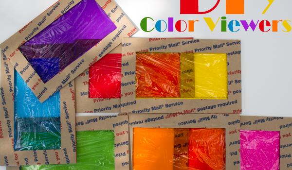DIY Color Viewers