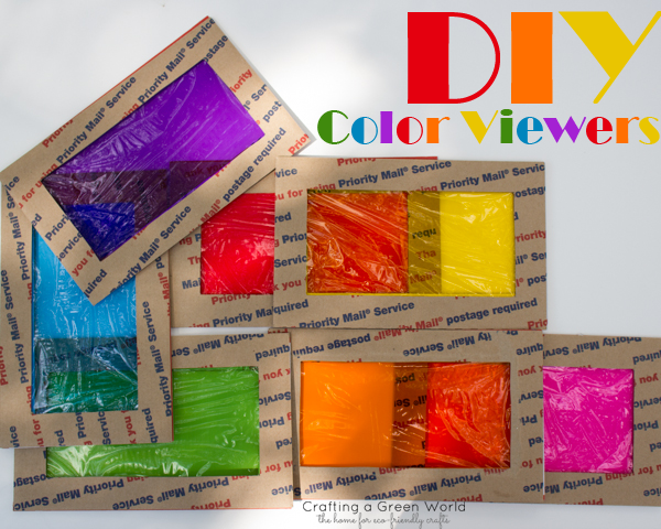 DIY Color Viewers