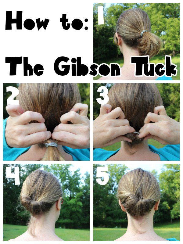 Gibson Tuck Tutorial