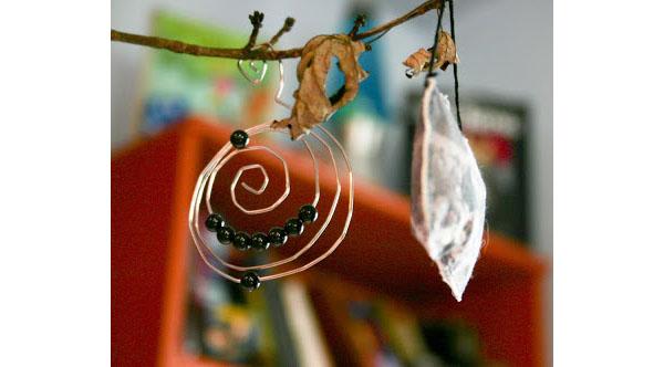 DIY Halloween Decorations: Halloween Tree