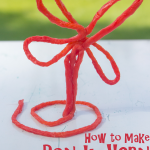 How to Make Bendy Yarn