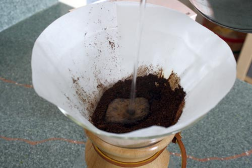 How to Make Good Coffee in a Chemex