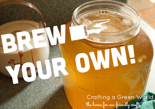 Kombucha Brewing: DIY Home Fermentation