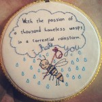 Craftivism in Action: Adorable-izing the Hate