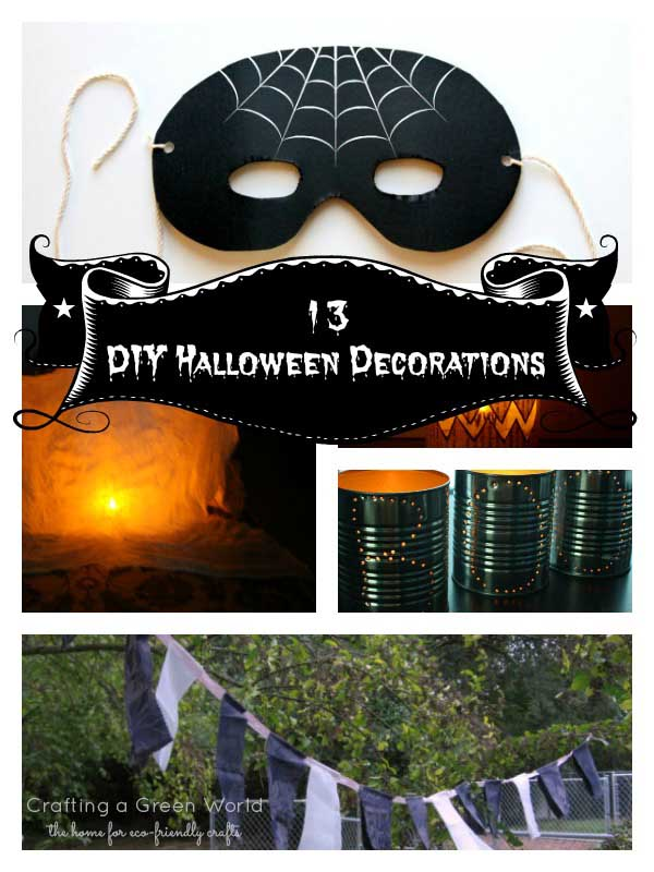 13 DIY Halloween Decorations