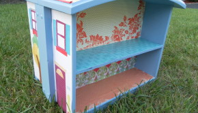 Dollhouse from Drawers