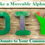 Make a Moveable Alphabet to Donate