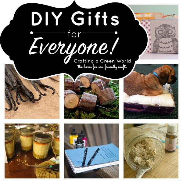 DIY Holiday Gifts for Everyone on Your List