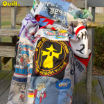 Make a Double-Sided T-Shirt Quilt