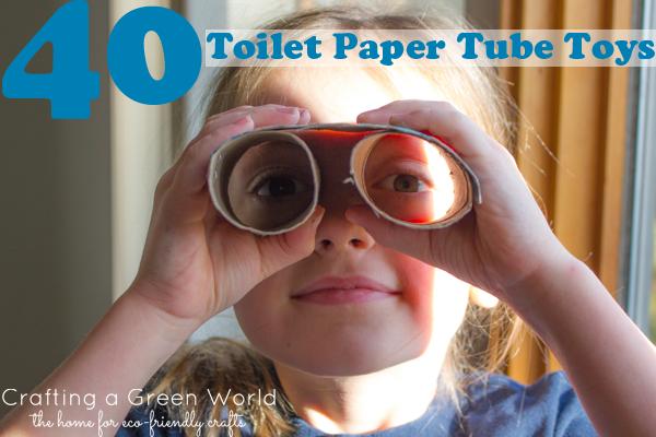 Toilet Paper Tube Toys
