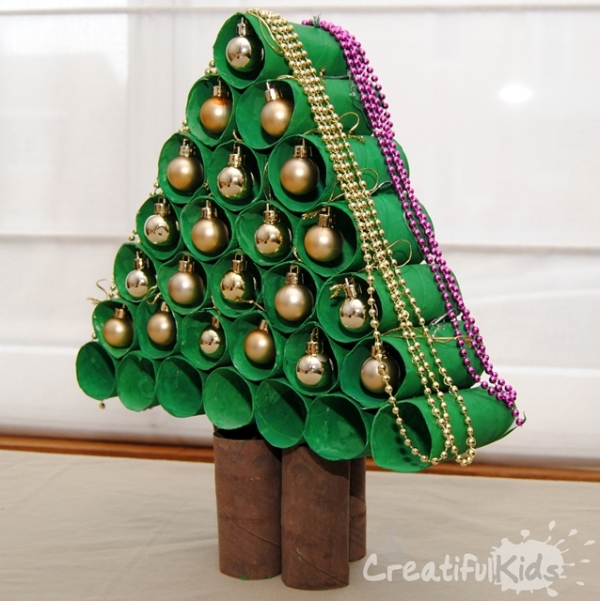 DIY Christmas Tree Ideas for a Waste Free Christmas