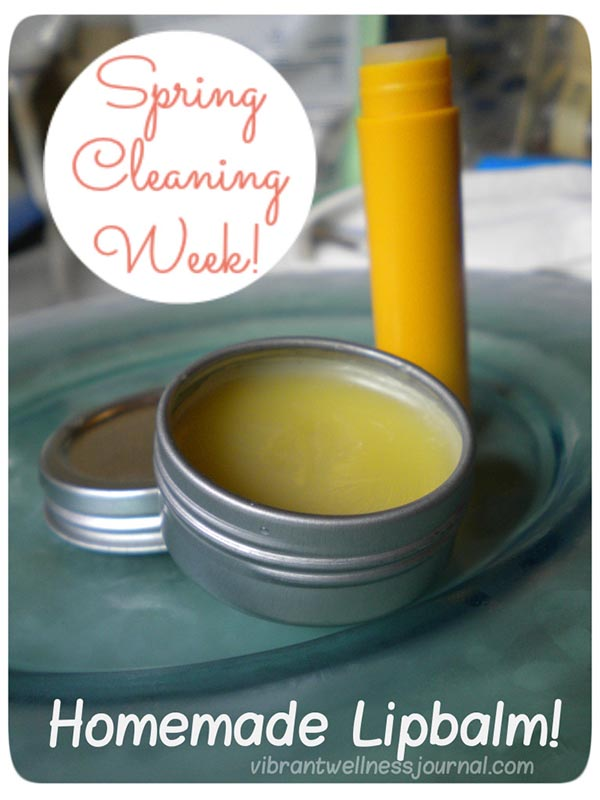 Last-Minute DIY Gift: Homemade Lip Balm