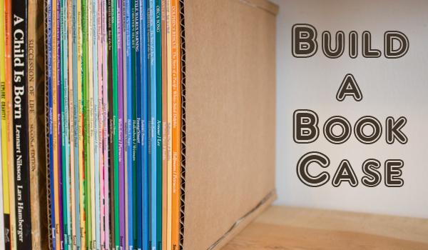 Build Your own Box Set: A DIY Book Case