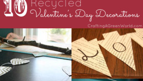 10 DIY Valentine Decorations