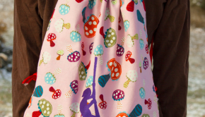 Child's Sleeping Bag and 8 other Summer Camp Crafts