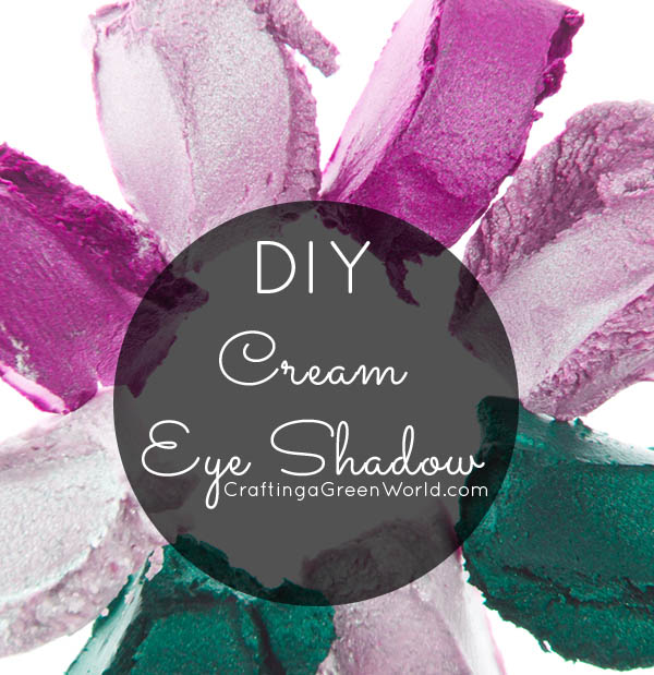 DIY Makeup: Turn any Eye Shadow into Cream Eye Shadow