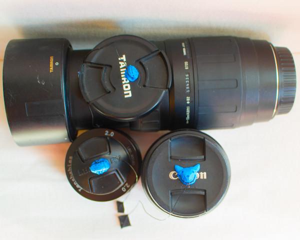 Make a DIY Camera Lens Cap Leash