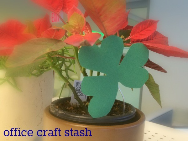 Reuse Office Supplies in your Craft Stash!
