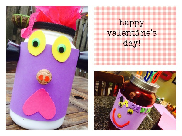 Valentine Mailbox Craft: Make a Valentine MONSTER!