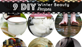 Winter Beauty Tips: 9 DIY Recipes for Healing Winter Skin